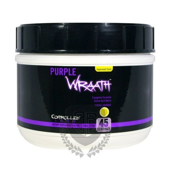 CONTROLLED LABS Purple Wraath 576g