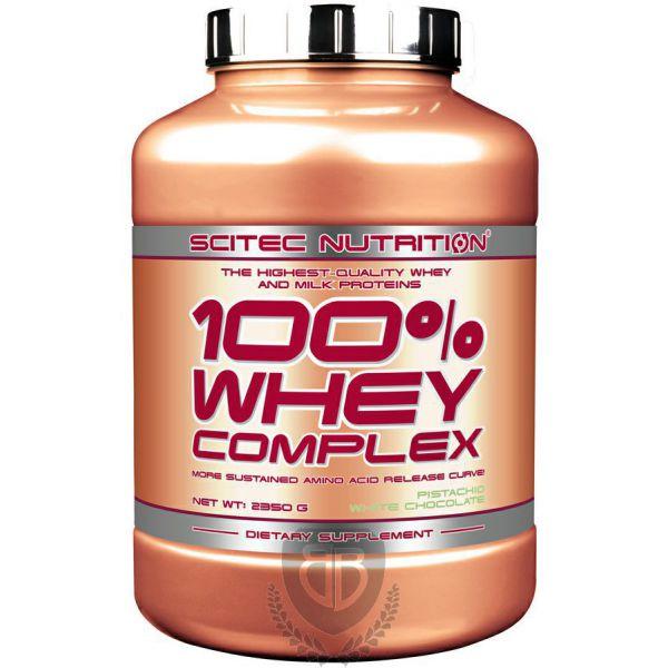 SCITEC 100% Whey Complex 2350g