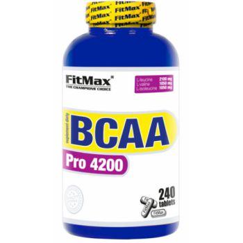 FITMAX BCAA Pro 4200 240tab.