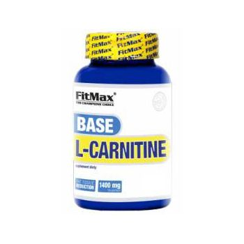 FITMAX L-Carnitine Base 90 kap.