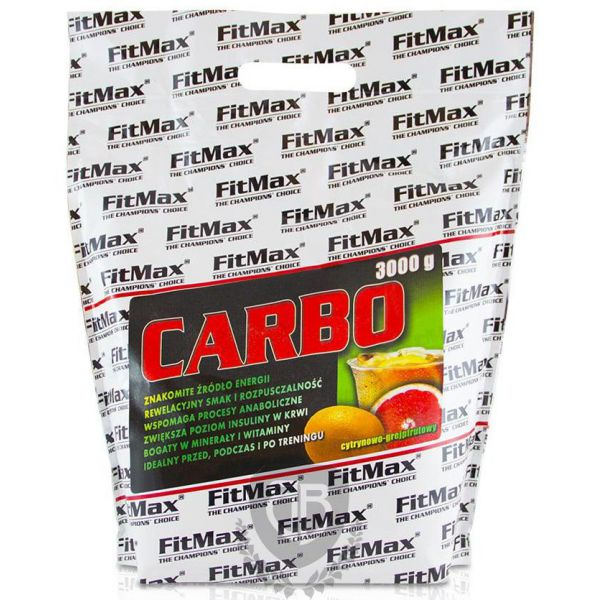 FITMAX Carbo 3kg