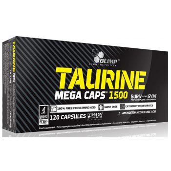 OLIMP Taurine Mega Caps 120 kap. (Tauryna)