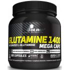 OLIMP Glutamine Mega Caps 1400 300 kap.