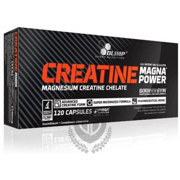 OLIMP Creatine Magna Power 120 kap.