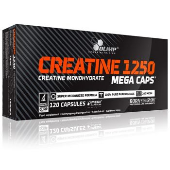 OLIMP Creatine Mega Caps 120 kap.