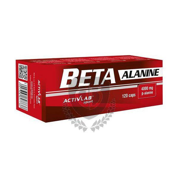 ACTIVLAB Beta-Alanine 120 kap.