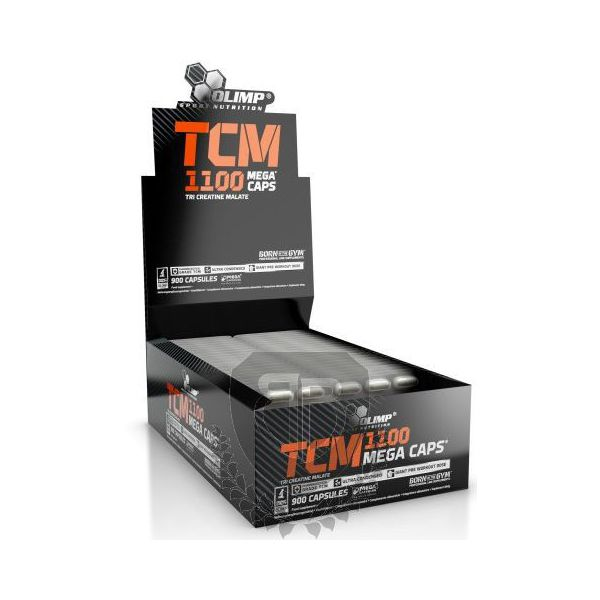 OLIMP TCM Mega Caps 1100 30kap. - Blistr