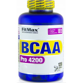 Fitmax BCAA Pro 4200 120kap.