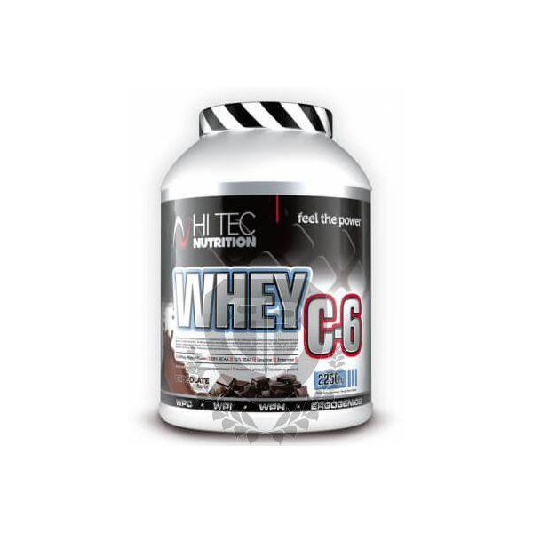 HI-TEC Whey-C6 2250g