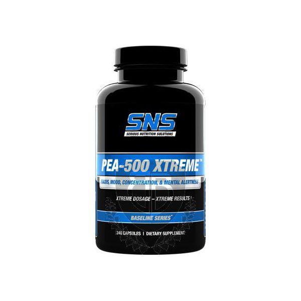 SNS PEA-500 Xtreme 240 kap.