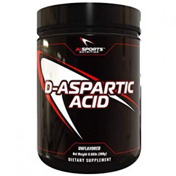 AI SPORTS D-Aspartic Acid 300g DAA