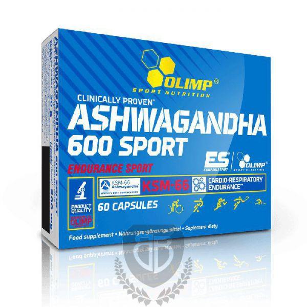 OLIMP Ashwagandha 600 Sport 60 kap.