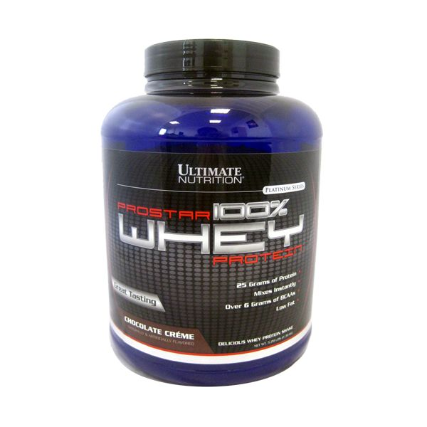 ULTIMATE Prostar Whey 2370g
