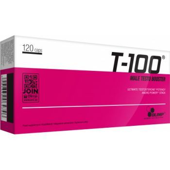 OLIMP T-100 Male Testo Booster 120 kap.