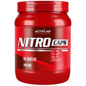 ACTIVLAB Nitro Caps 240 kap.