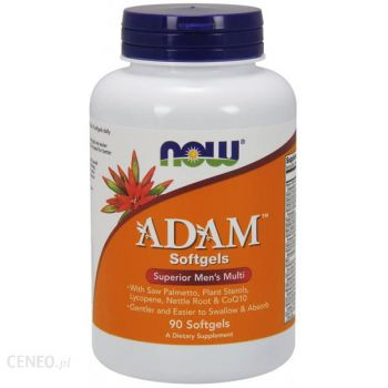 NOW FOODS Adam 90 kap.