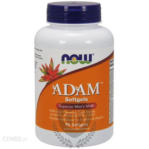 NOW FOODS Adam 90 kap.