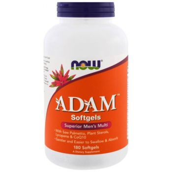NOW FOODS Adam 180 kap.