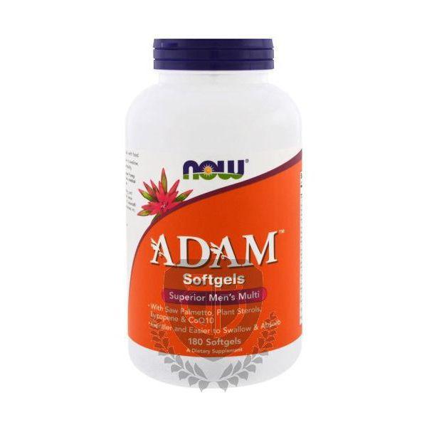NOW FOODS Adam 180 kap.