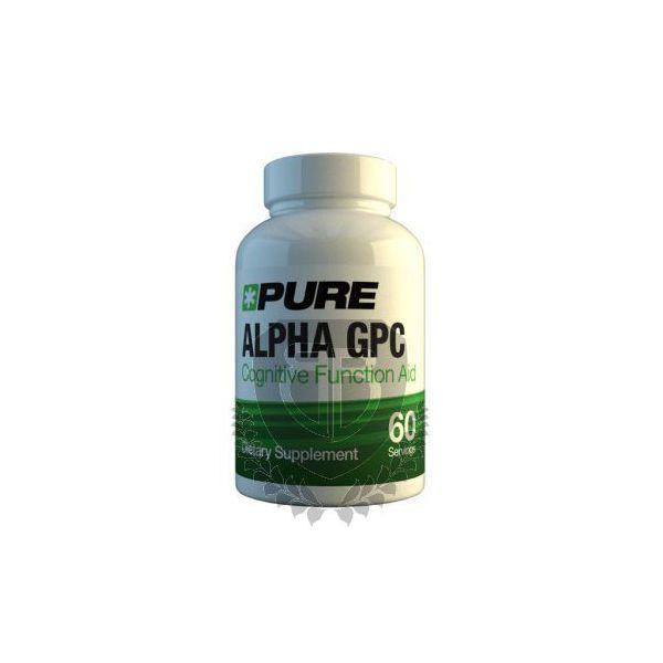 PURE Alpha GPC 60 kap.