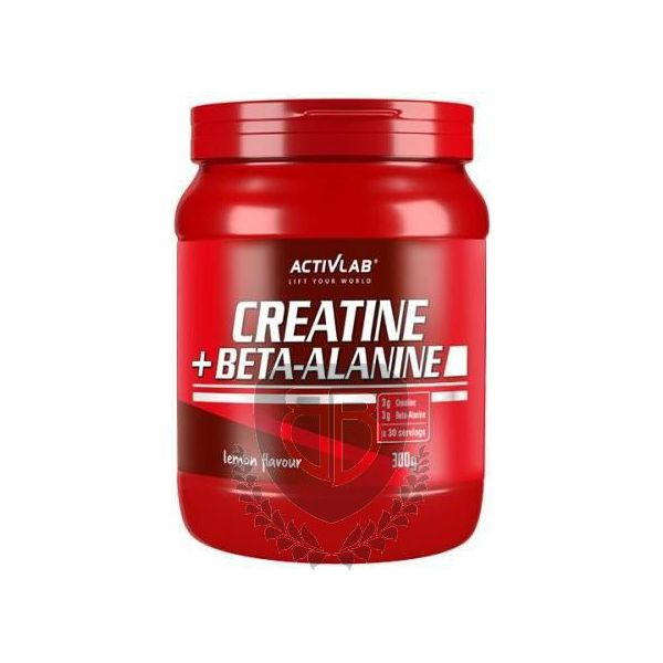 ACTIVLAB Creatine Beta Alanine 300g