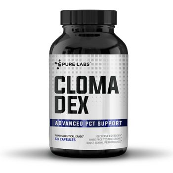 PURE LABS Clomadex 60 kap.