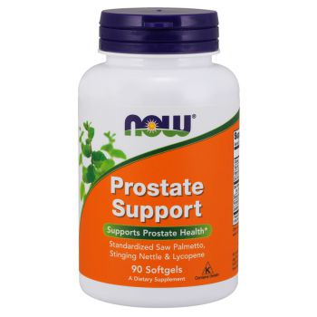 NOW FOODS Prostate Support 180 kap.