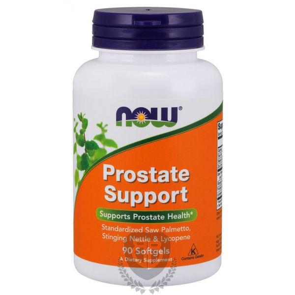 NOW FOODS Prostate Support 90 kap.