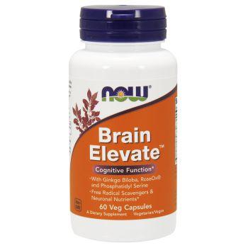NOW FOODS Brain Elevate 60 kap.