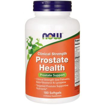NOW FOODS Prostate Health 180 kap.