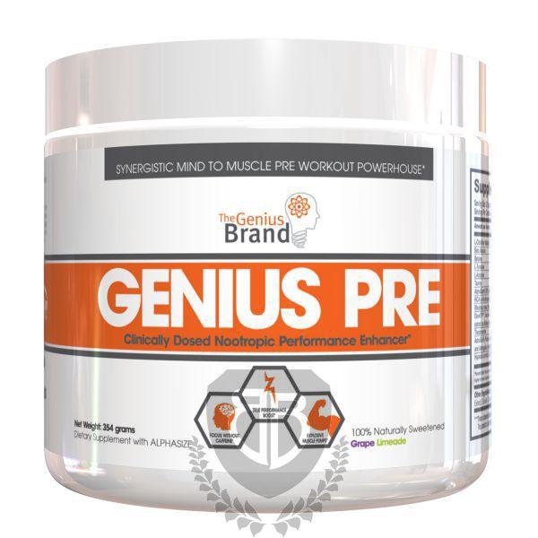 THE GENIUS BRAND Genius Pre 315 g