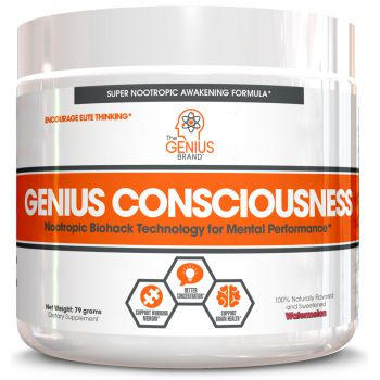 THE GENIUS BRAND Genius Consciousness 78g