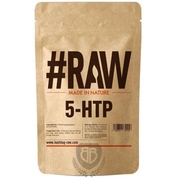 #RAW 5-HTP 98% 25 g