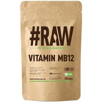 #RAW VITAMIN MB12 120 kap.