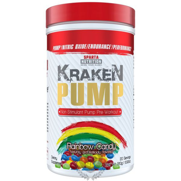 SPARTA NUTRITION Kraken Pump 310g