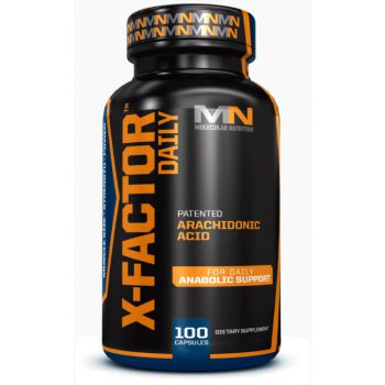 MOLECULAR NUTRITION X-Factor Daily 100 kap.