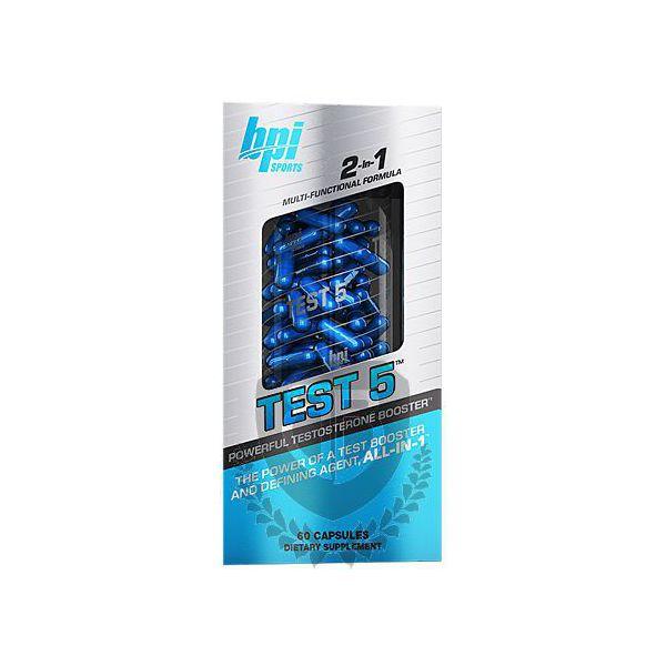 BPI Test 5 60 kap.