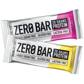 BIO-TECH Zero Bar 50g