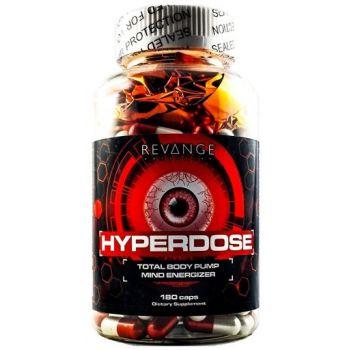 REVANGE Hyperdose 180 kap.