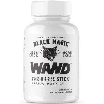 BLACK MAGIC Wand 20 kap.