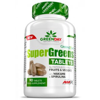 AMIX GreenDay Super Greens 90 tab.
