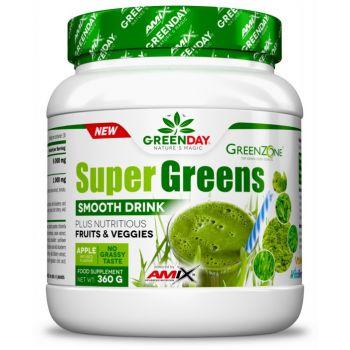 AMIX GreenDay Super Greens Smooth Drink 360g