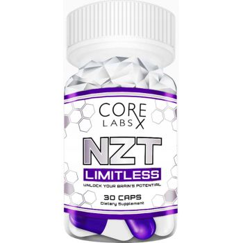 CORE LABS X NZT Limitless 30 kap.