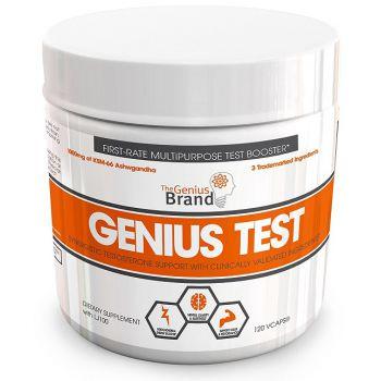 THE GENIUS BRAND Genius Test 120 kap.