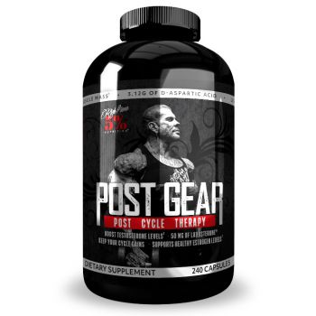 RICH PIANA 5% NUTRITION Post Gear 240 kap.