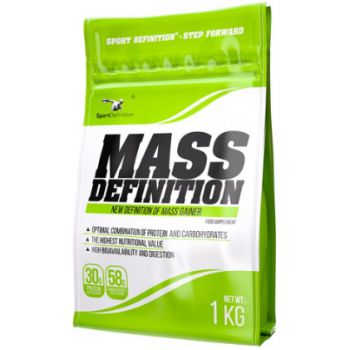 SPORTS DEFINITION Mass Definition 1000g