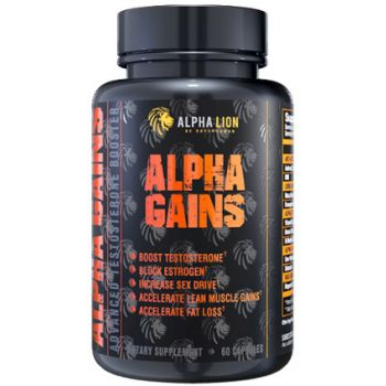 ALPHA LION Alpha Gains 60 kap.