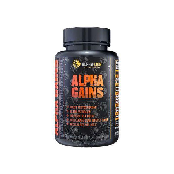 ALPHA LION Alpha Gains 60 kap.
