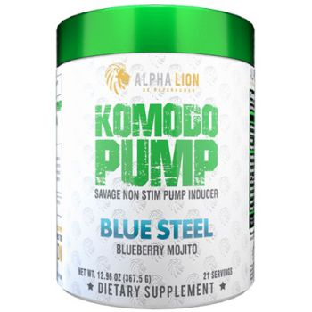 ALPHA LION Komodo Pump 367g