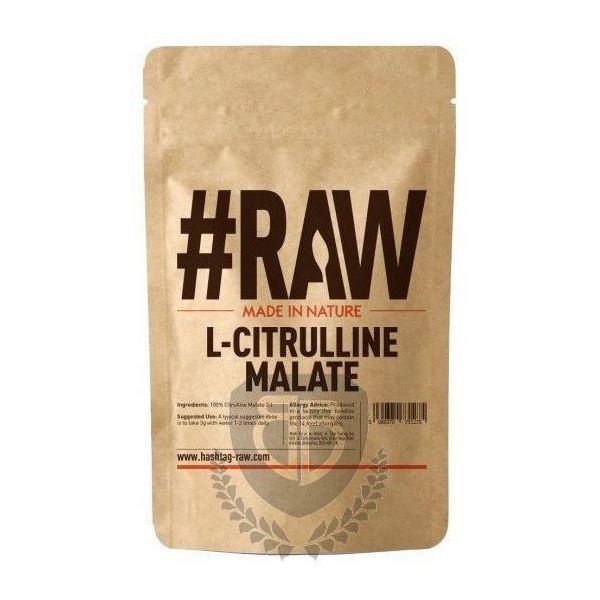 #RAW L-Citrulline Malate 100g